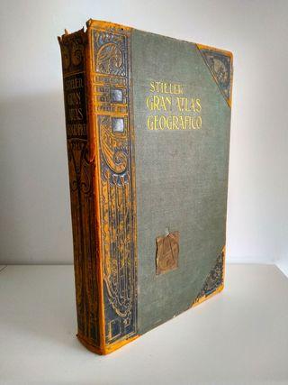 Gran Atlas Stieler 1920