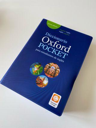 Diccionario Inglés Oxford