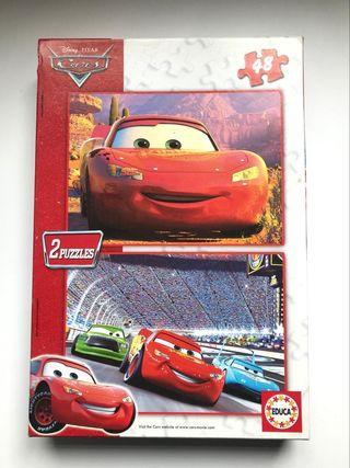 Puzzle Cars infantil