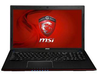 MSI i7 4700mq 8gb ram NVIDIA gtx 760m disco ssd 1t