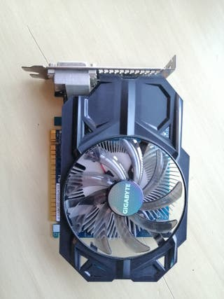 Gigabyte Nvidia GeForce GTX 750 2GB GDDR5 gaming