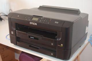 Kit Impresora sublimación A3 Epson wf-7210