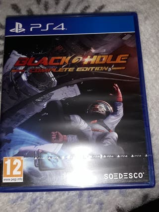 Black Hole PS4