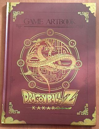 Artbook Dragon ball Kakarot