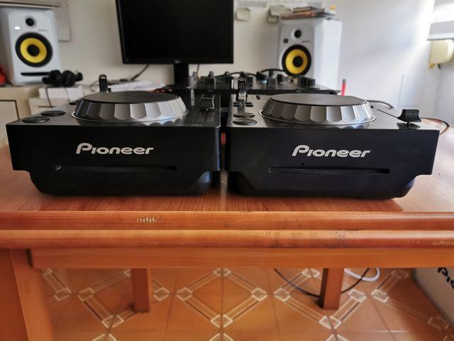 PAREJA CDJ PIONEER 350