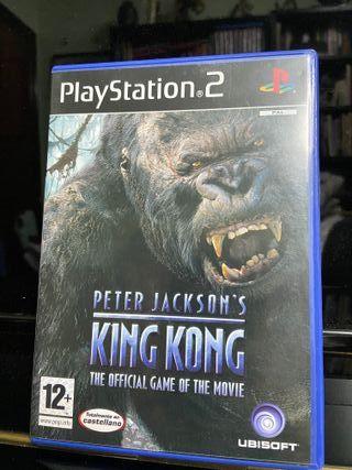 KING KONG - PS2