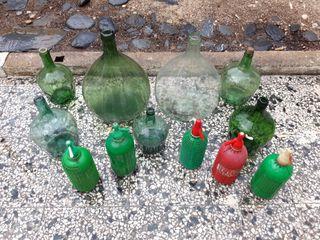 Sifónes y garrafas ( lote )