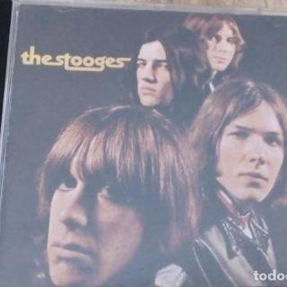 CD THE Stooges , iggy pop
