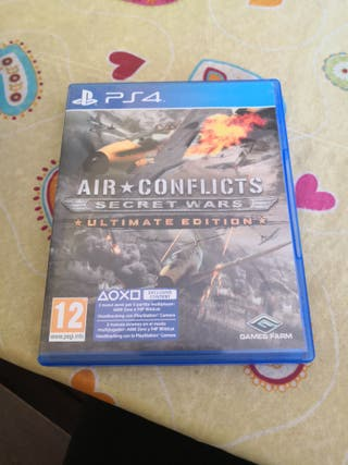AIR CONFLICTS. PS4