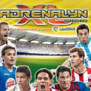 Adrenalyn 2011 2012 ver listado