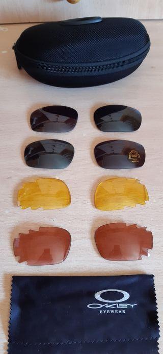 Recambios lentes Oakley Jawbone