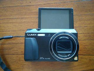Vendo cámara compacta Panasonic Lumix DMC-TZ55