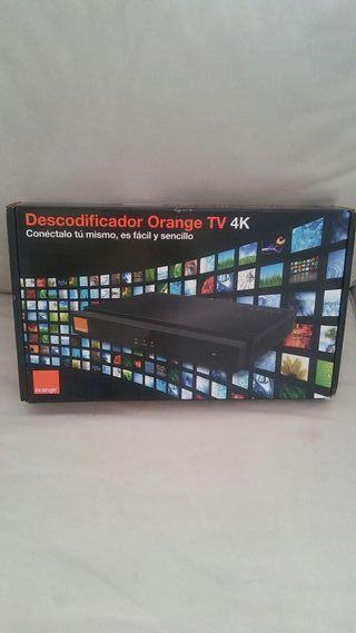 DECODIFICADOR TV 4K