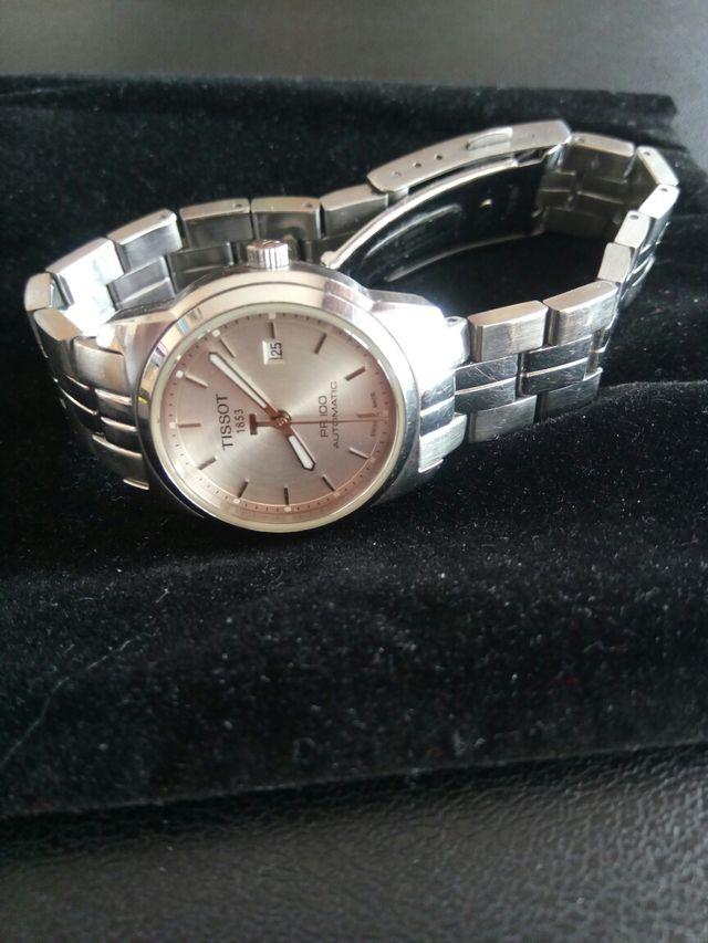 "Reloj TISSOT ""Automatico""señora."