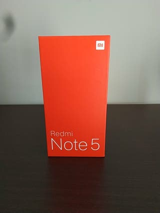 REDMI NOTE 5 GLOBAL VERSION.