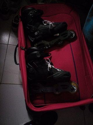 patines grandes talla 40