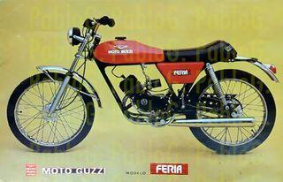 Moto Guzzi Feria kit adhesivos calcas serigrafia