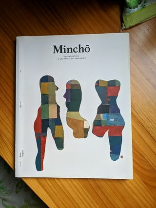 Revista Mincho Junio Agosto 2016