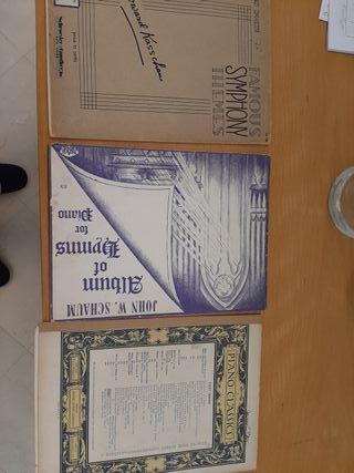 libros piano