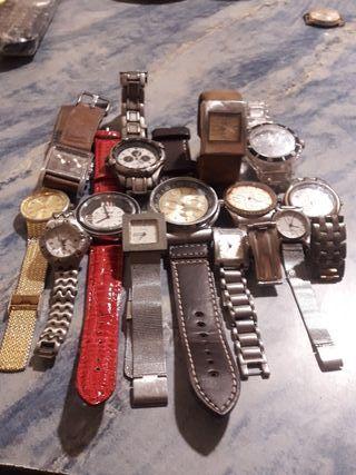 13 reloj la mayoría van