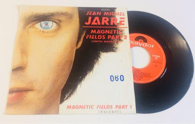 JEAN MICHAEL JARRE Disco Vinilo