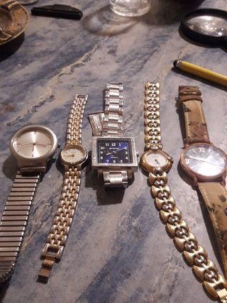 5 reloj