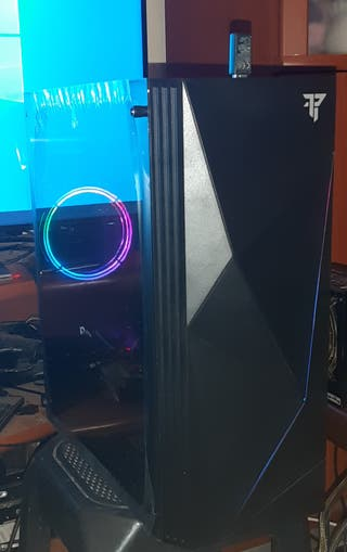 pc gaming i3 7100+gtx1050ti+8 gigas ram+hdd 500 gi