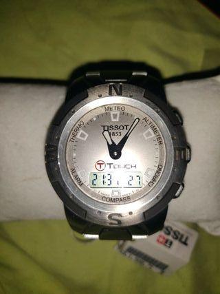 reloj TISSOT t-touch