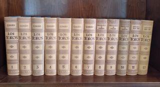Colección enciclopedia tauromaquia (12 tomos)