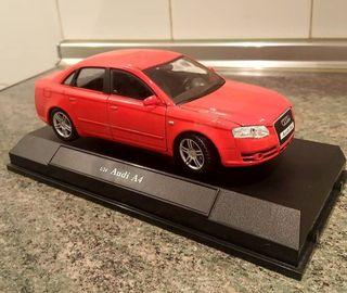Maqueta Audi A4 b7