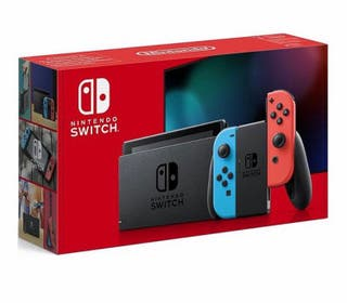 Nintendo Switch Neon Blue/Red (improved battery)