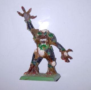 Hombre árbol 4ª y 5ª edicíon elfos silvanos