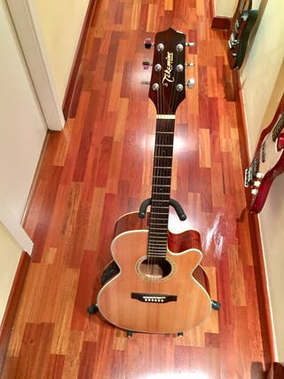 Takamine EG540SC. Guitarra acústica.