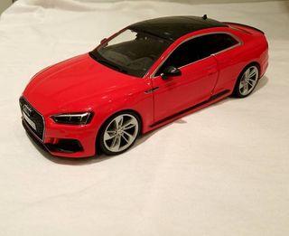 Maqueta Audi rs5