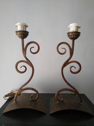 2 Lámparas de sobremesa NUEVAS