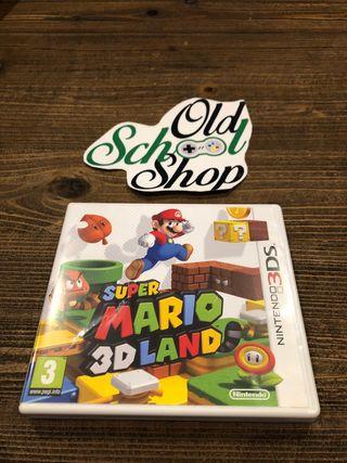 Súper Mario 3D Land Nintendo 3DS