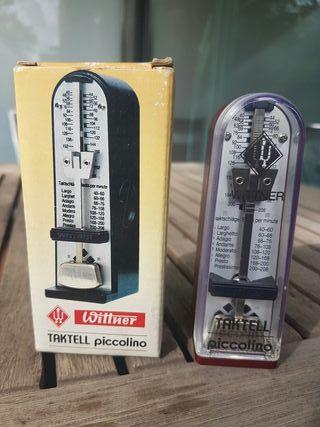 Taktell Piccolino Wittner metronomo
