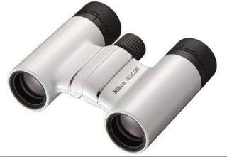 Nikon Aculon T01.Prismáticos (8x21), blanco (azul