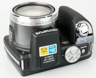 Olympus SZ-14 - Cámara compacta Evil zoom 24 X
