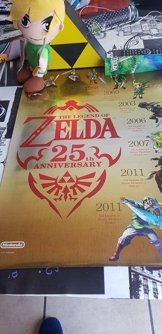merchandising zelda