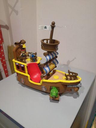 Barco pirats