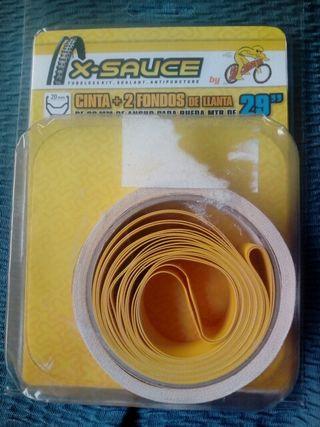 cinta tubeless doble cara 29