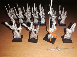 warhammer lote altos elfos