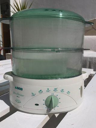 Cocedor vapor SEB 9litros