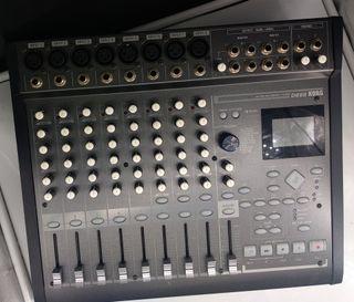 Korg D888 Multitrack Digital Recording Studio USB