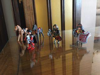 Playmobil guerreros