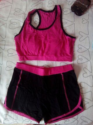 ropa para hacer deporte