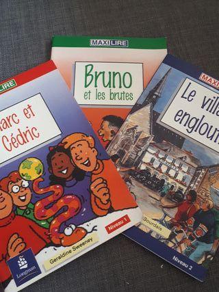 libro lectura frances LONGMAN PEARSON