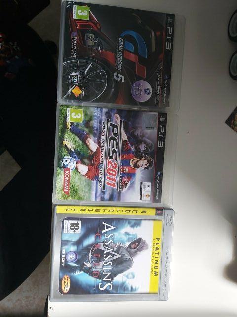 Pack de 3 Videojuegos
