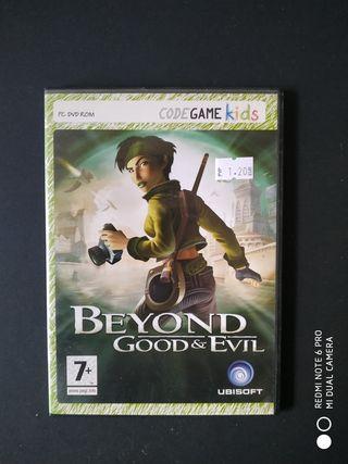 BEYOND GOOD & EVIL PC